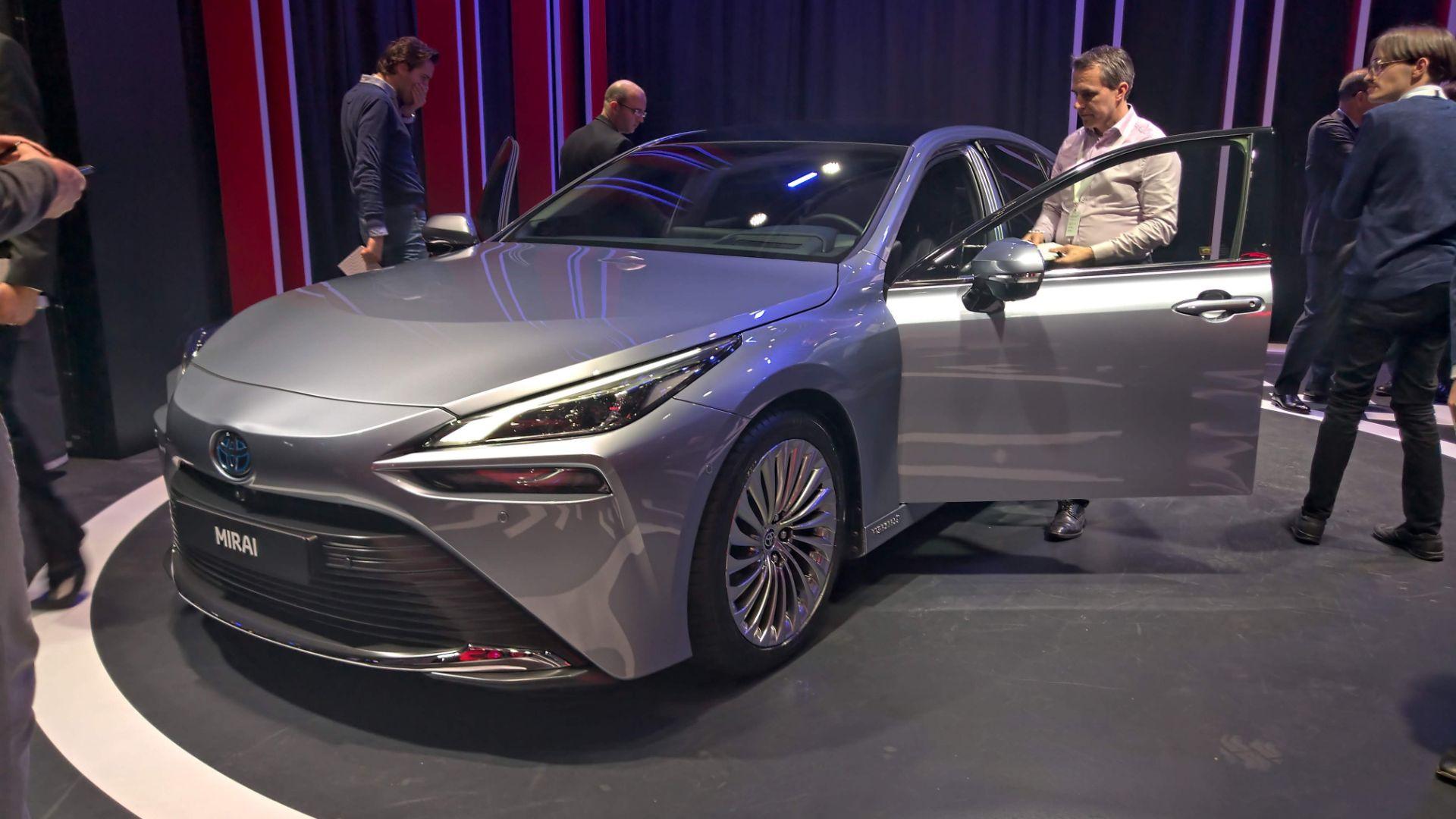 Toyota Mirai 2020 revealed