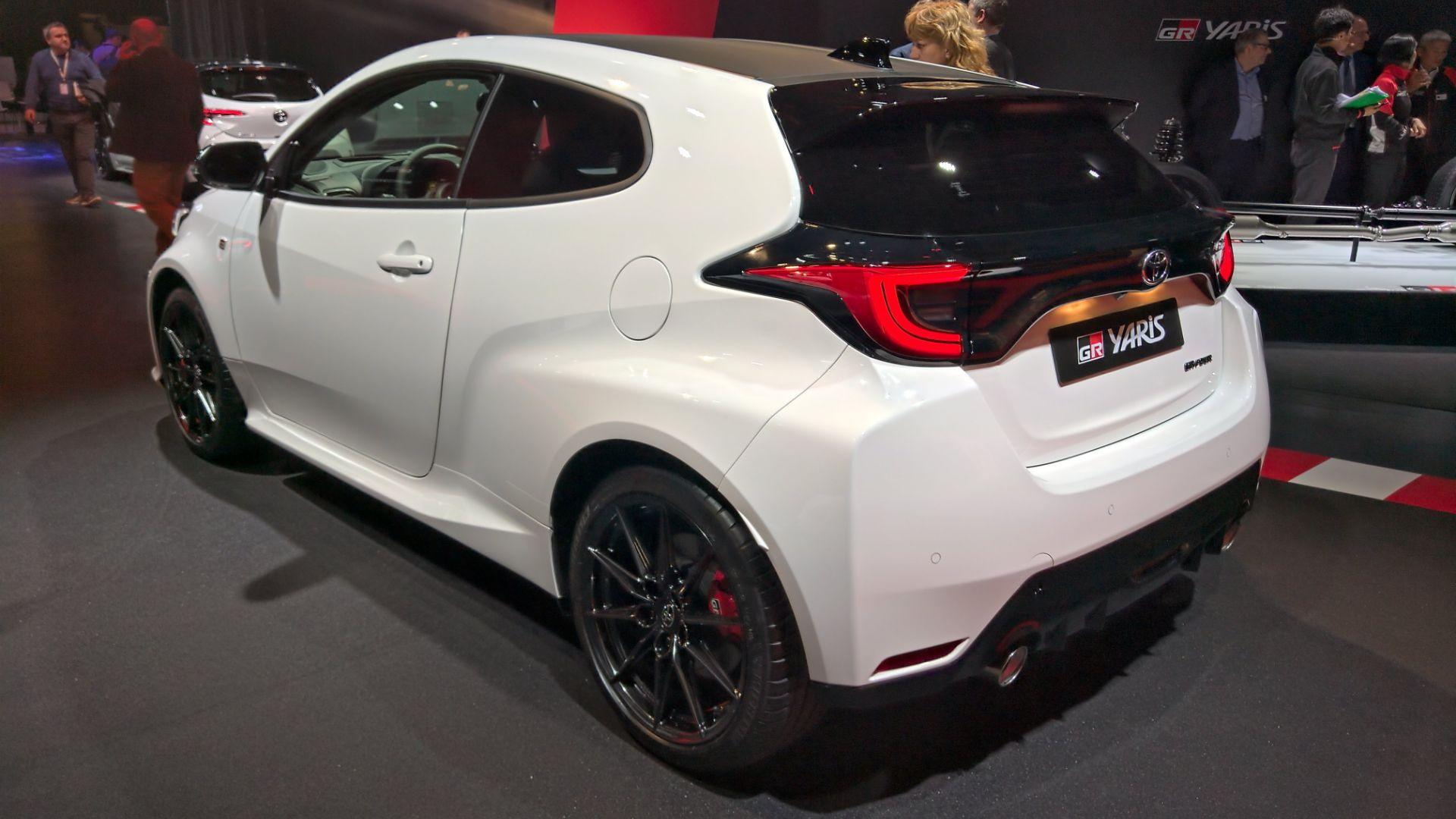 Toyota Yaris GR price