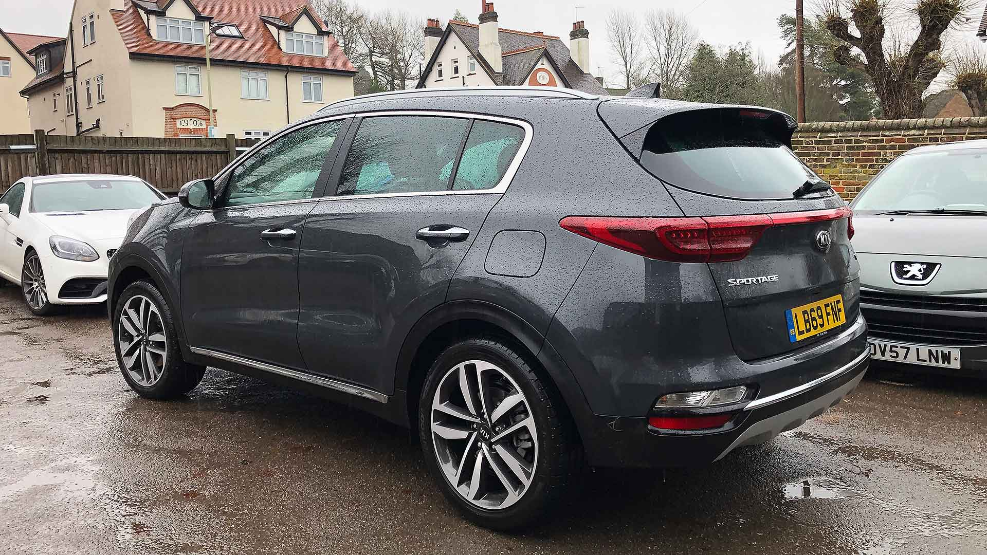 2020 Kia Sportage long-term test