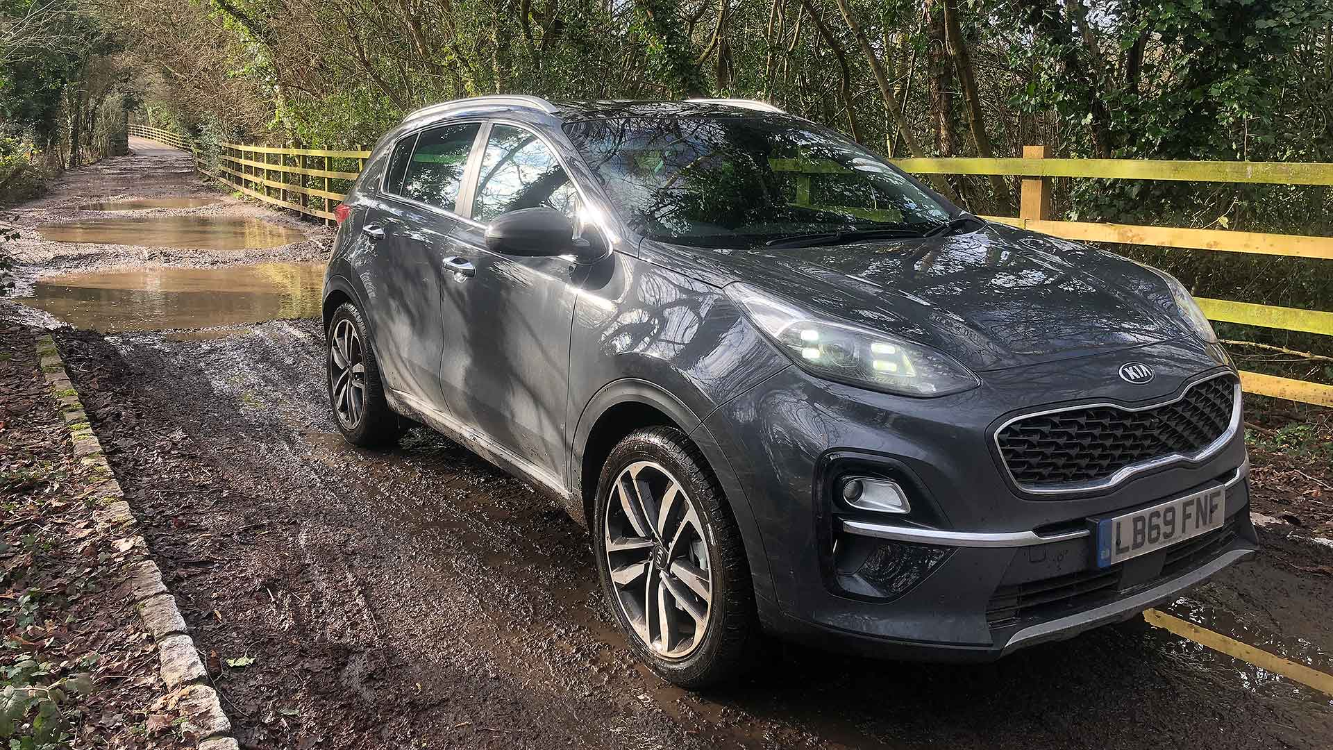 Kia Sportage long-term test