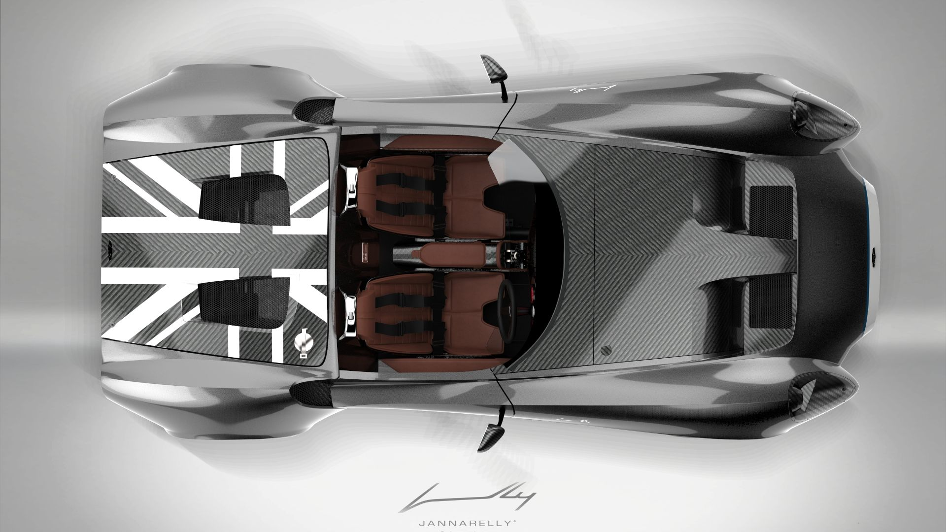 Jannarelly Design 1 UK Edition