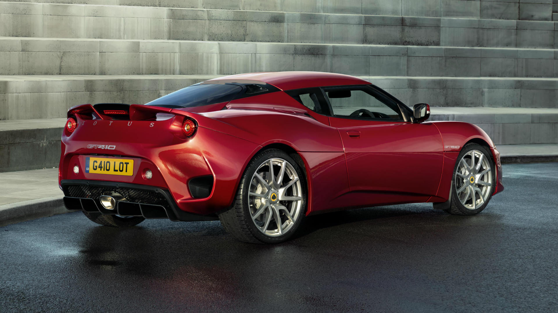 Lotus Evora GT410 launched