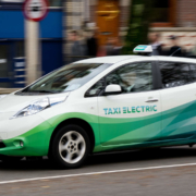 People willing to pay more for electric taxis
