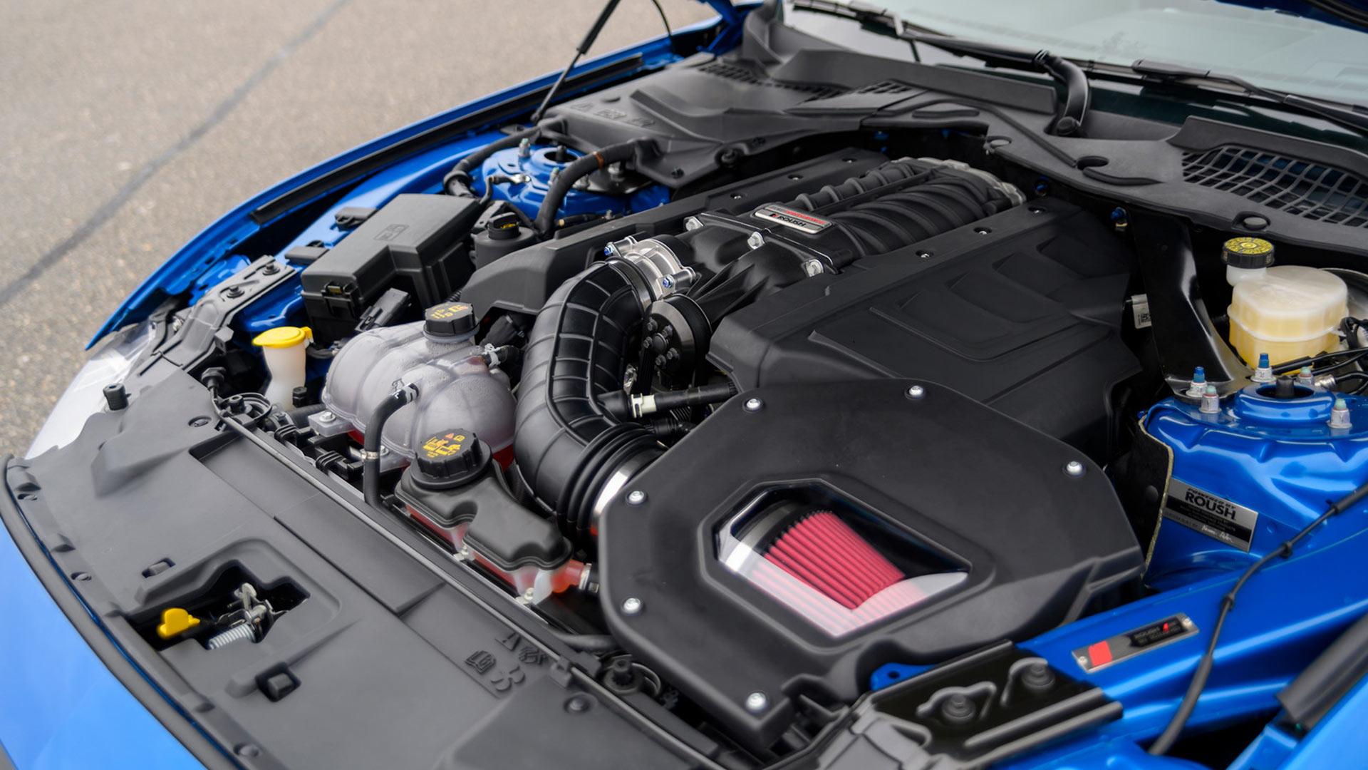 Roush Phase 2 Mustang Supercharger Kit
