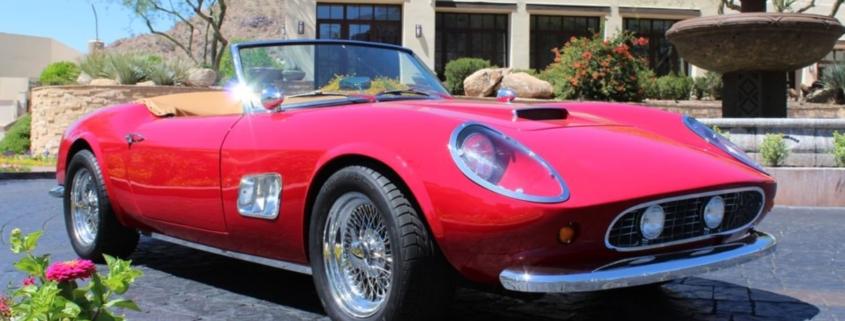 Ferris Bueller Ferrari for sale