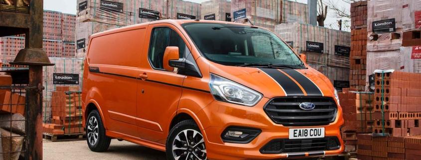 Ford Transit Custom Sportvan