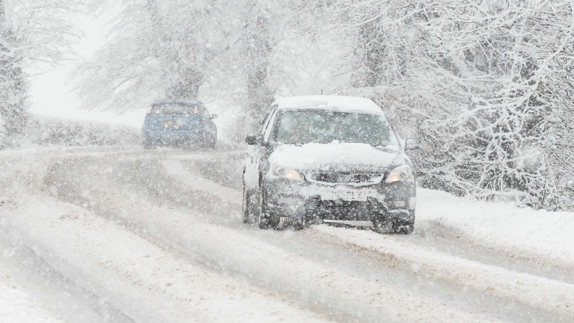 Top tips for safer winter driving