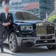 Torsten Muller-Otvos, Chief Executive, Rolls-Royce Motor Cars