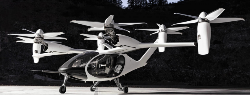 Toyota invests in Joby Aviation