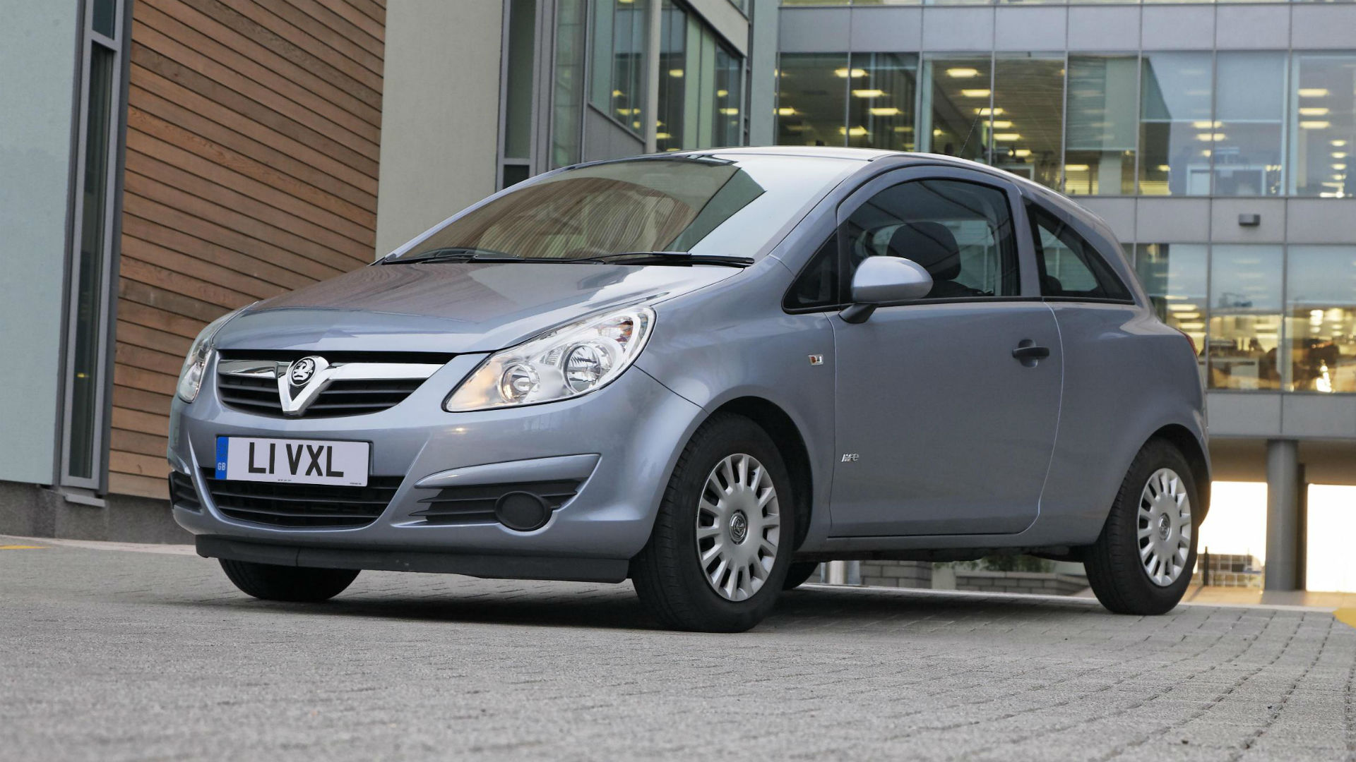 Vauxhall Corsa most serviced car