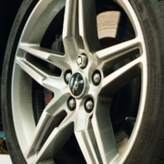 Ford locking wheel nuts stop thieves