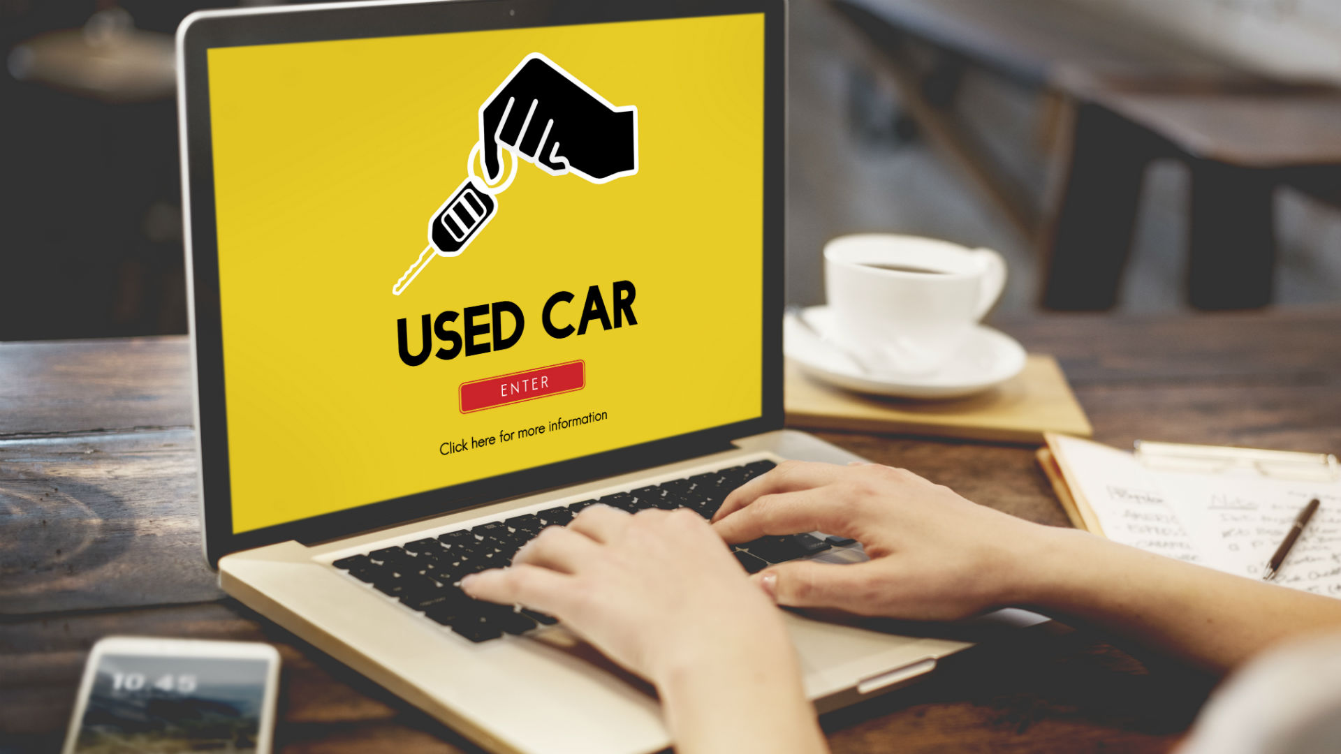 Writing a used car advert