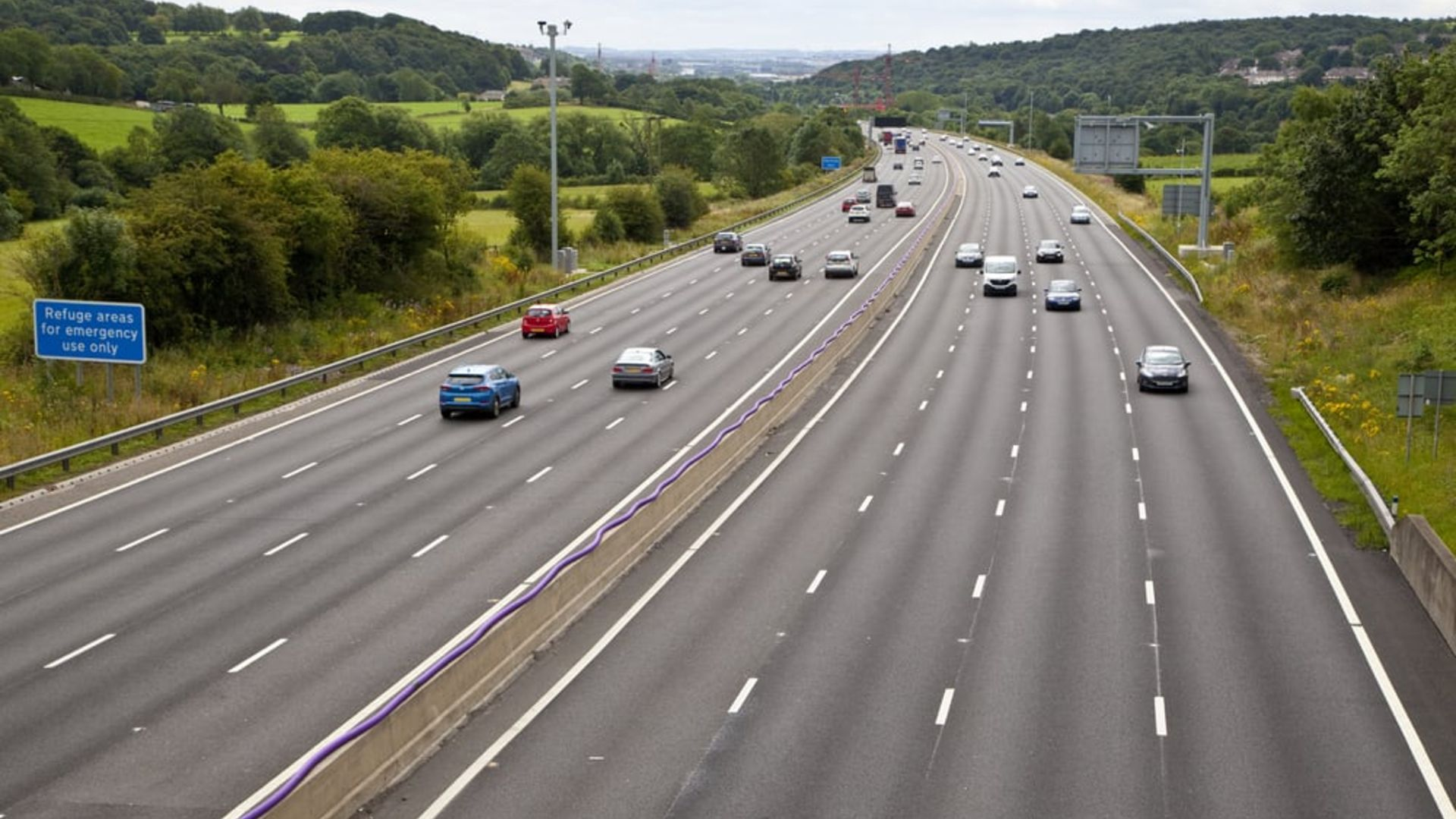 Smart motorways 2020