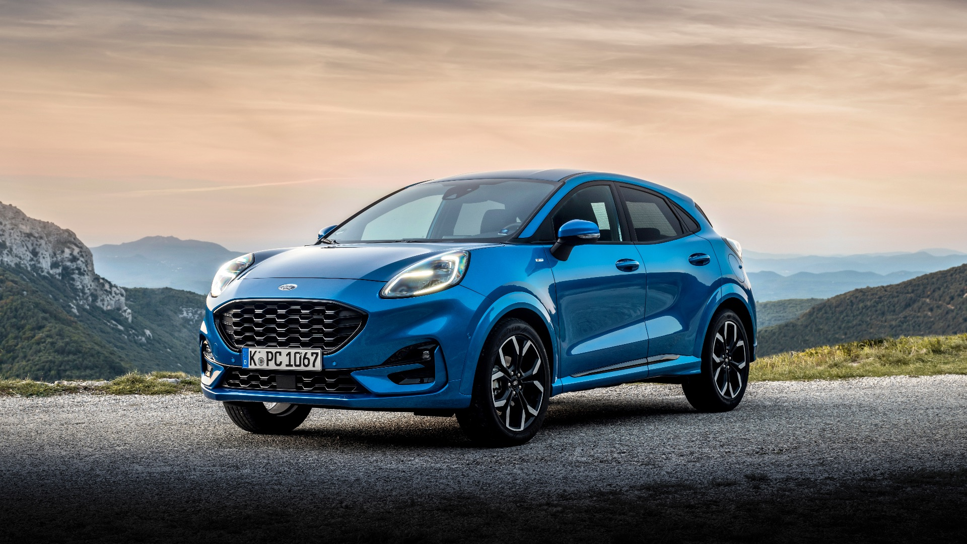 2020 Ford Puma Review Top Of The Crossover Class Motoring