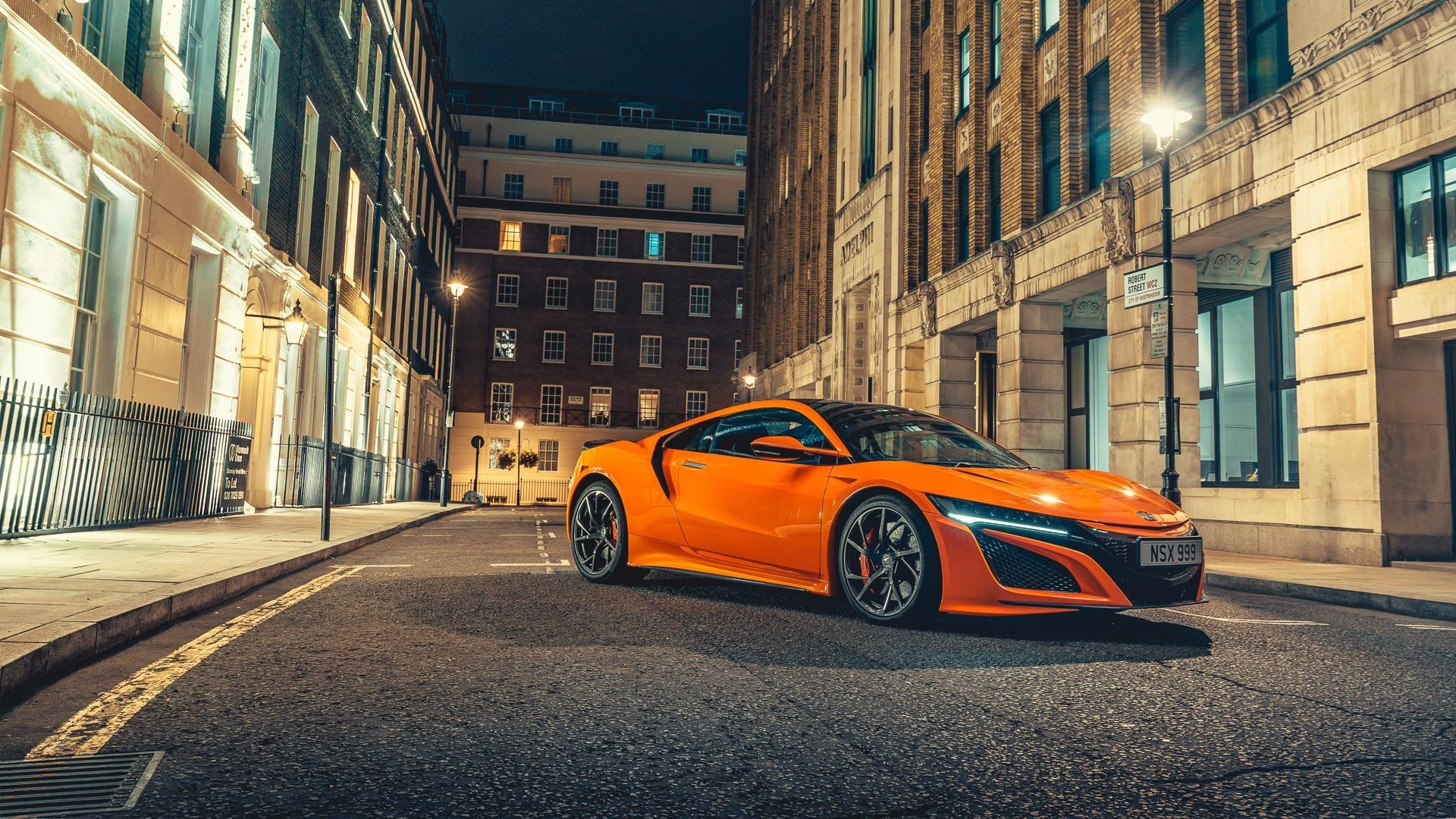 Honda NSX 2020 review: exotic, exhilarating... and easygoing