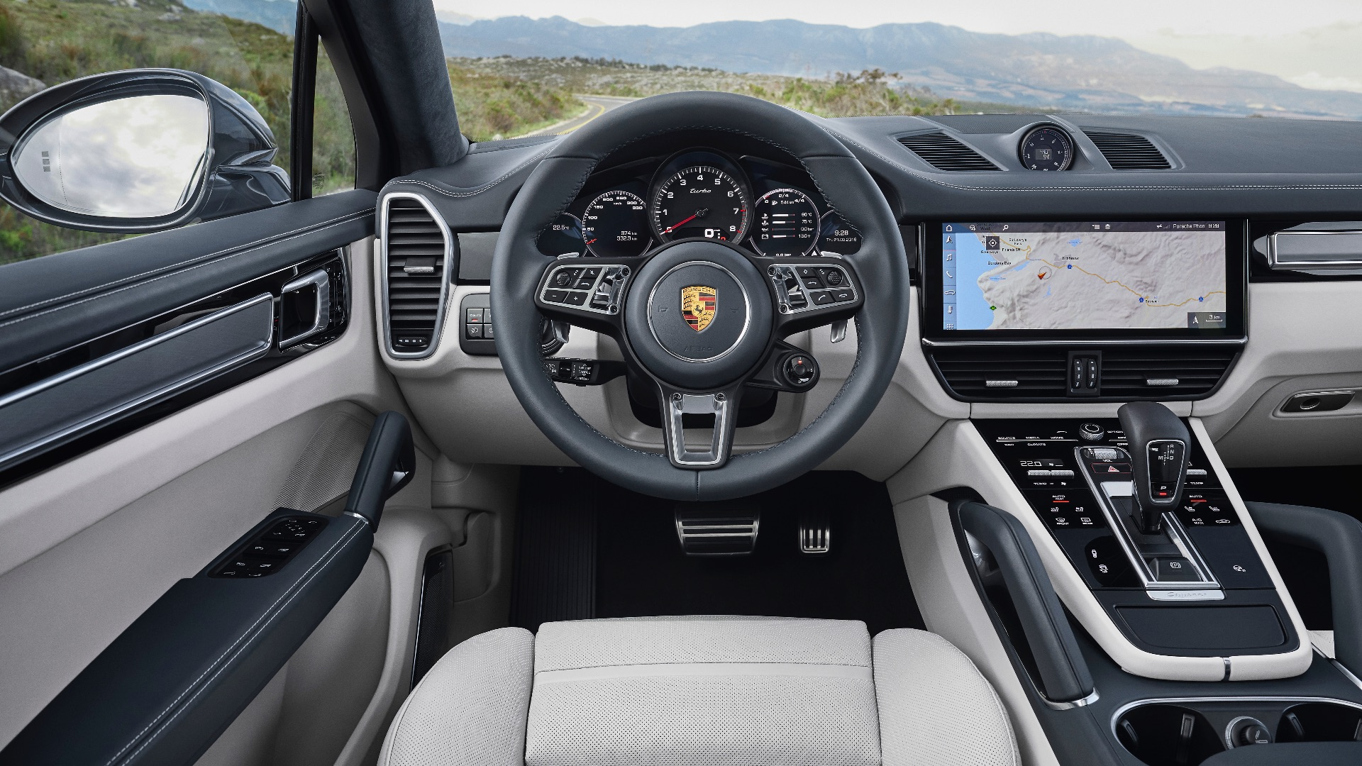 Porsche Cayenne Coupe Turbo Review Putting The S Into Suv