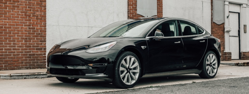 Tesla Model 3 Thatcham security criticism