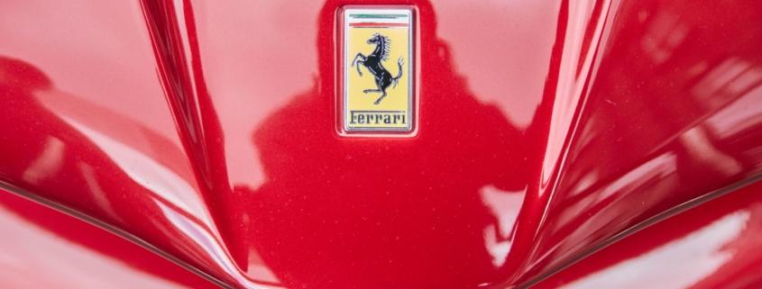 Ferrari world's strongest brand 2020