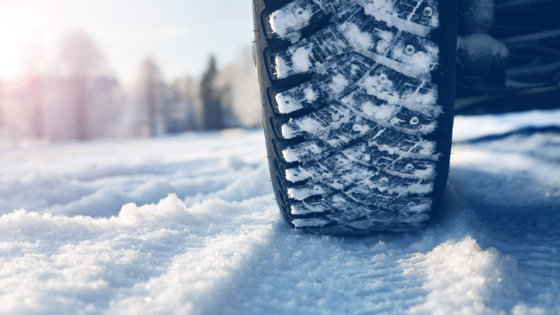 Motorists' poor knowledge around winter tyres
