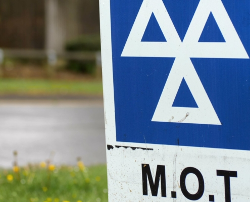 MOTs cancelled in Northern Ireland