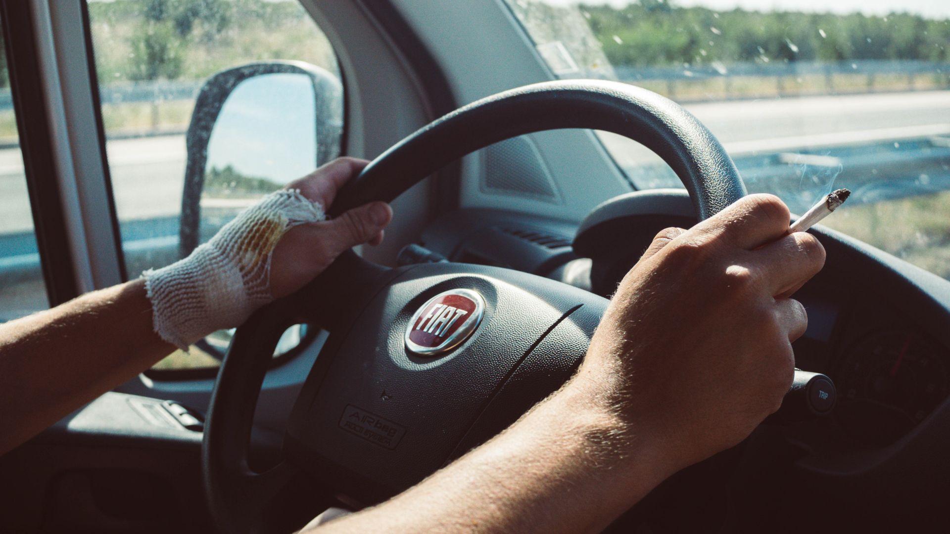 van drivers health kick 2020