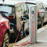 On-street electric car chargepoints