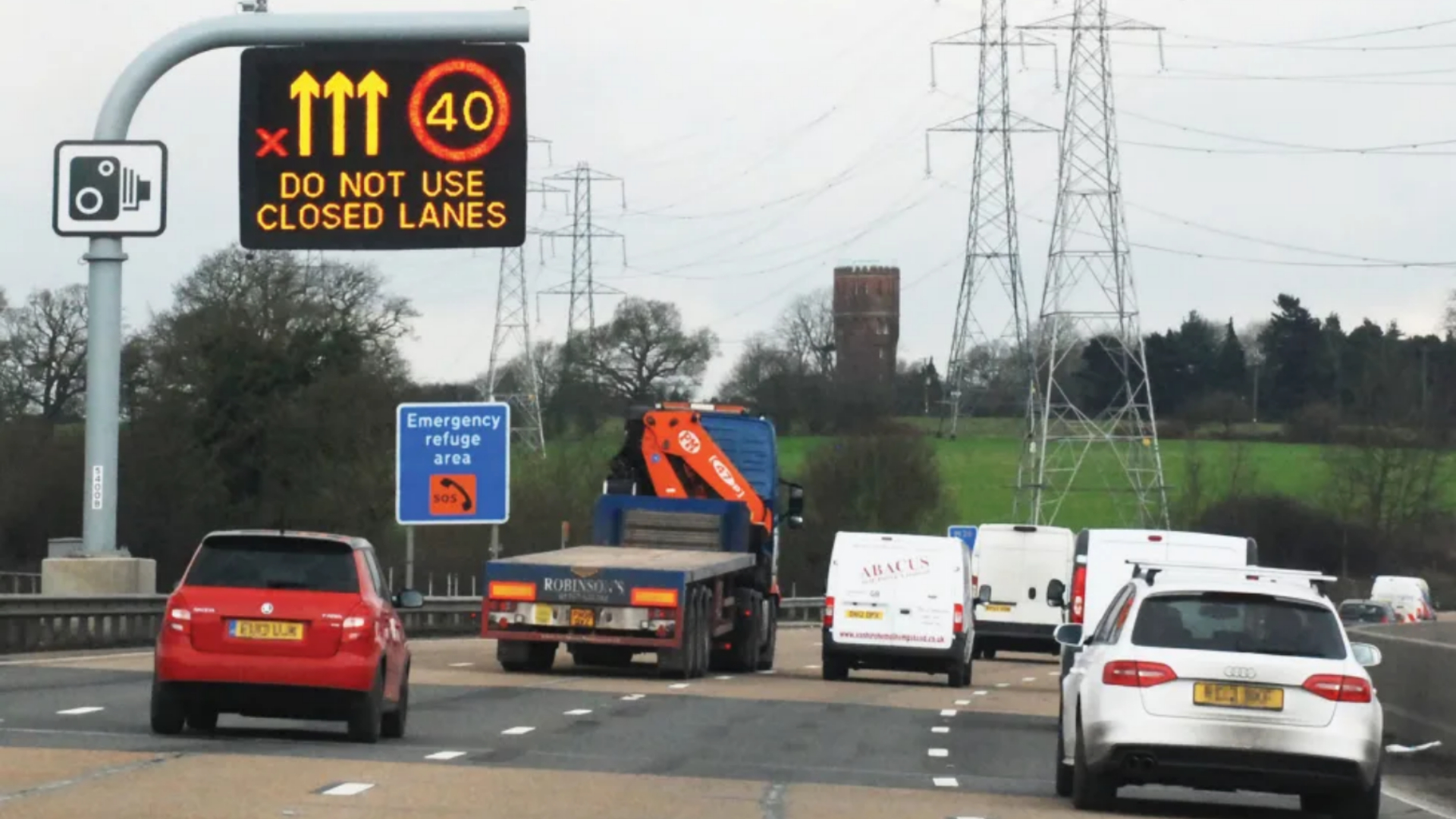 smart motorway rollout halted