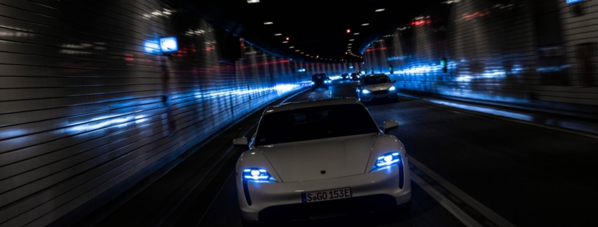 Porsche partners with Israeli company to help cars see in the dark