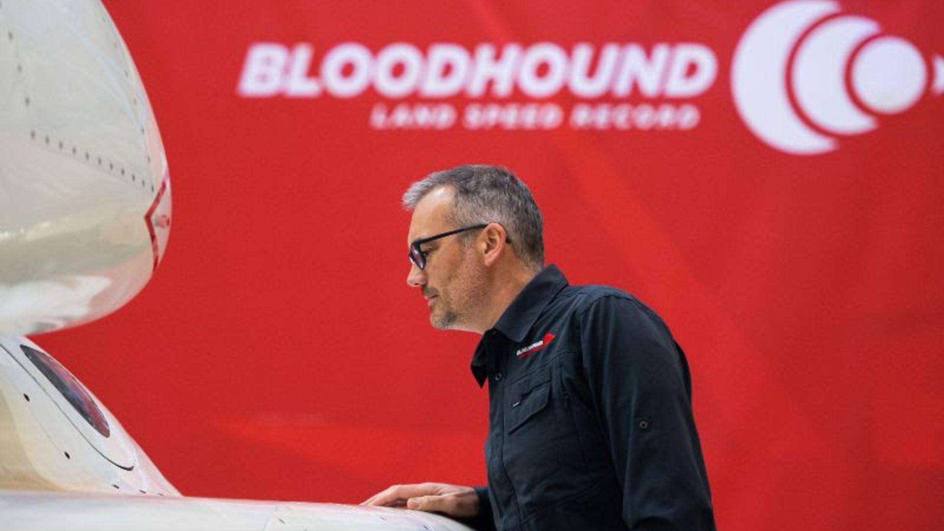 Bloodhound LSR goes zero-emission
