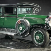 Al Capone's Cadillac for sale