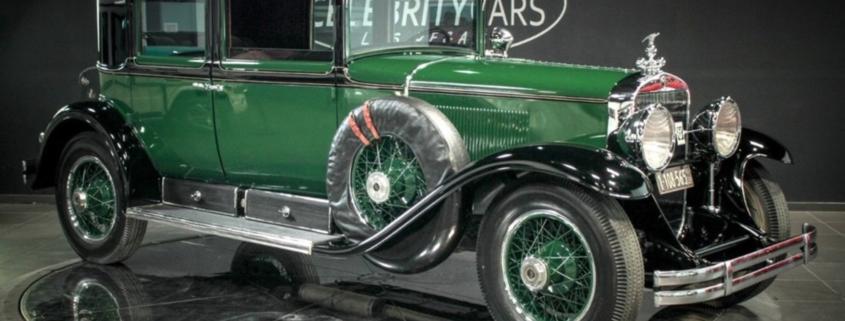 Al Capone's Cadillac for sale