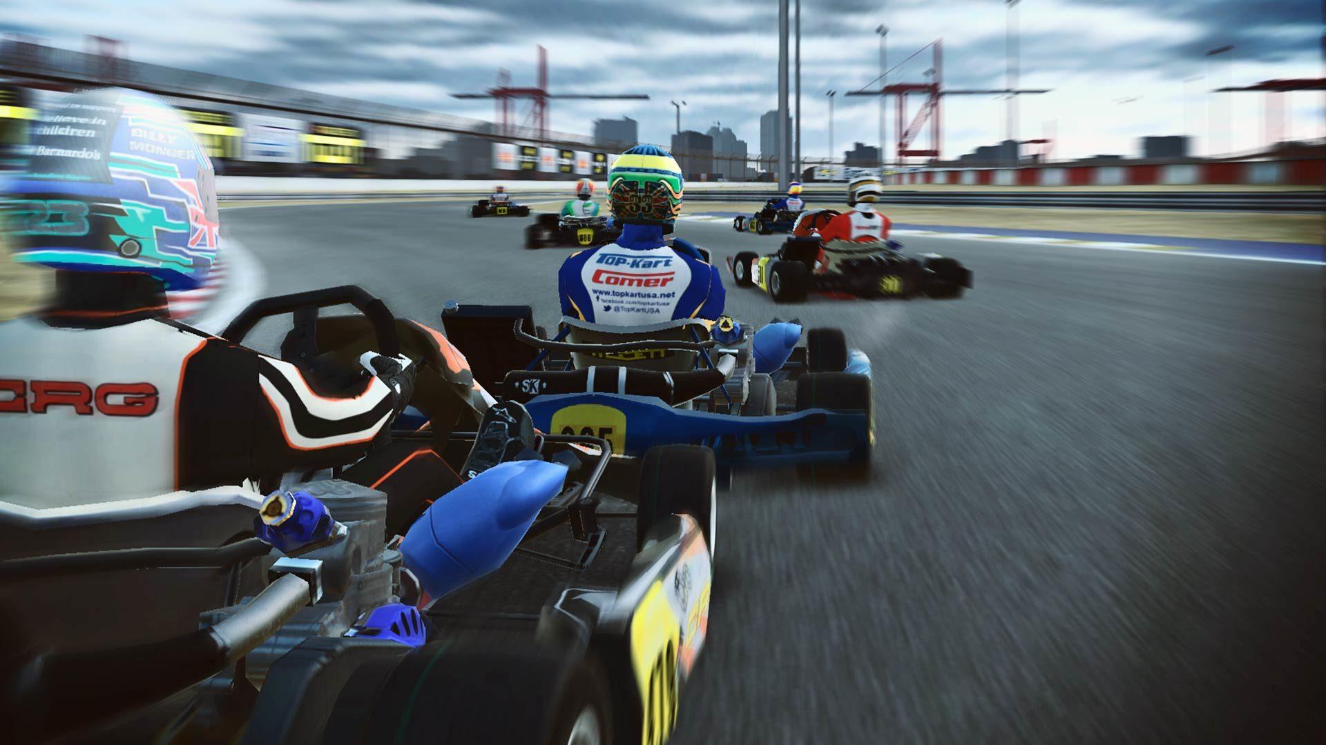 Street Kart Racing Simulator