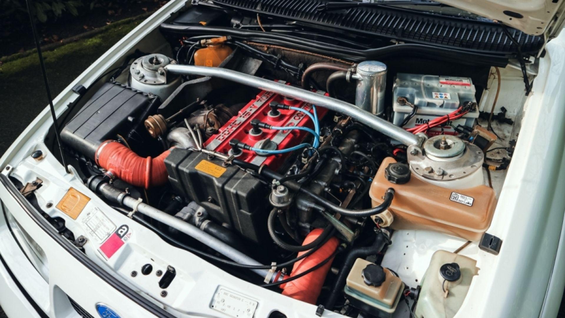 Ford Sierra RS500 prototype