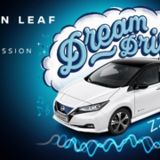 Nissan Leaf lullaby puts your baby to sleep