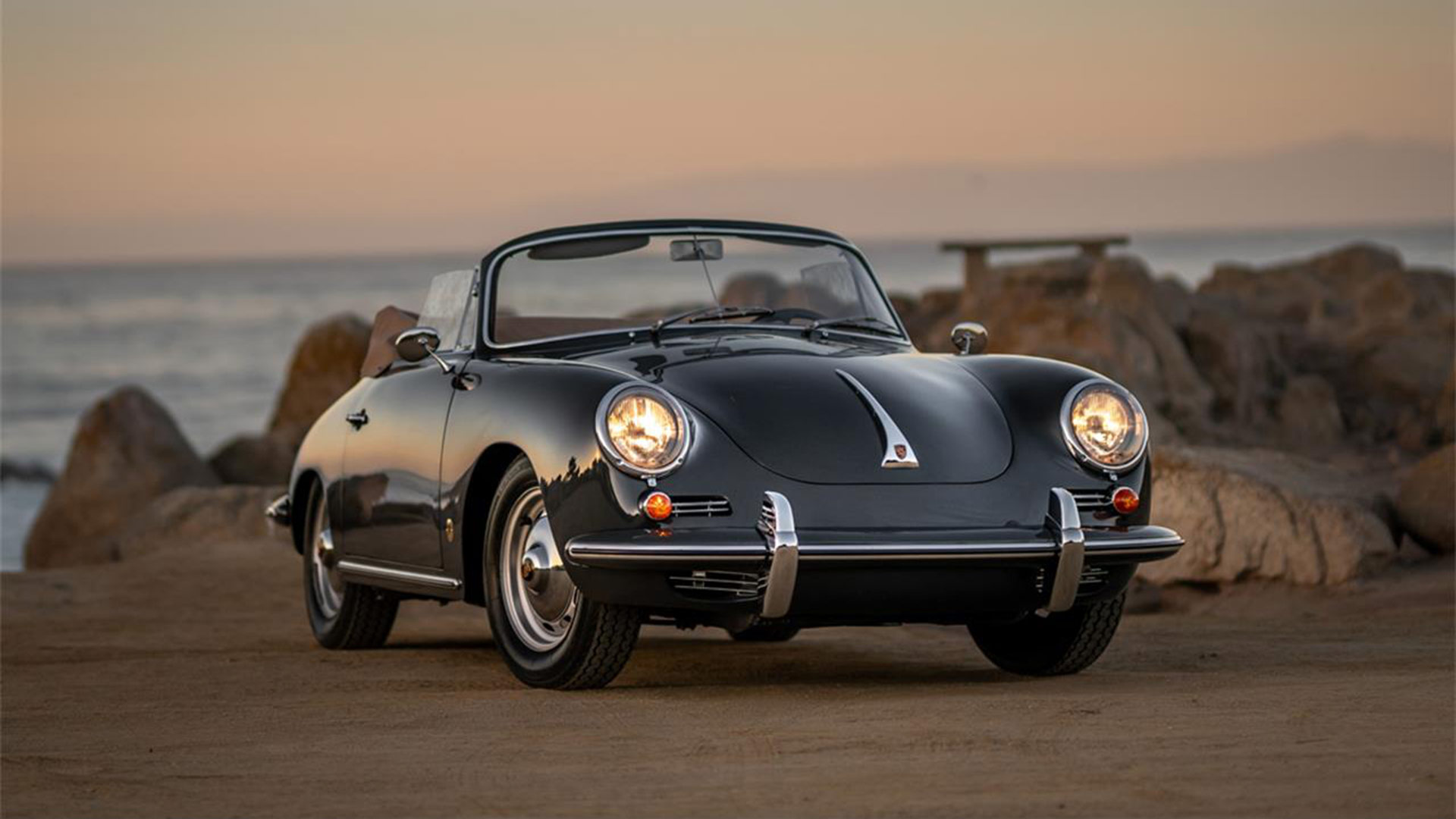Get Beach Ready With This 1963 Porsche 356 B Cabriolet Up For Sale Motoring Research