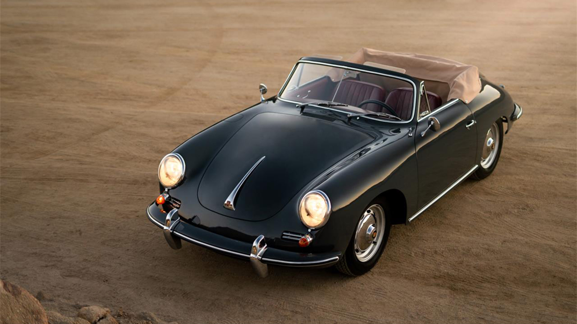 1963 Porsche 356 B Cabriolet