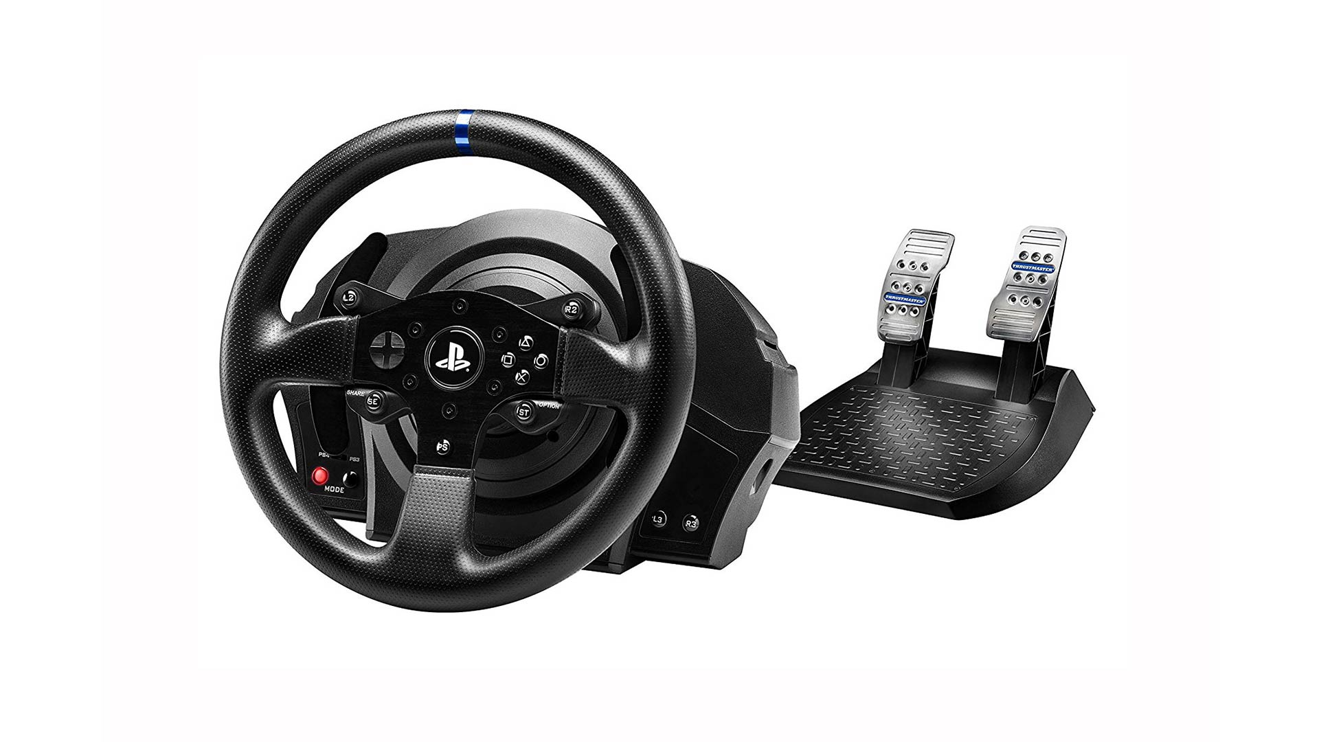 Thrustmaster steering wheel