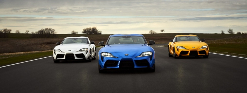 Toyota Supra gets power boost