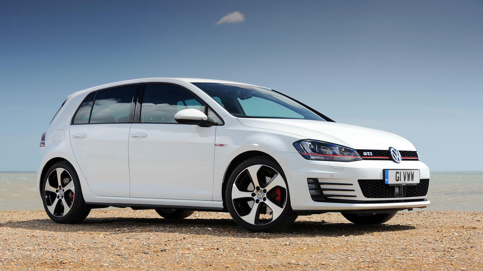 Volkswagen Golf GTI history