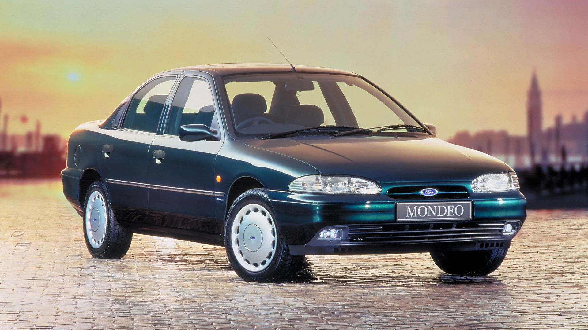 The rise and fall of the Mondeo Man