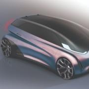 Auto Trader 2050 car