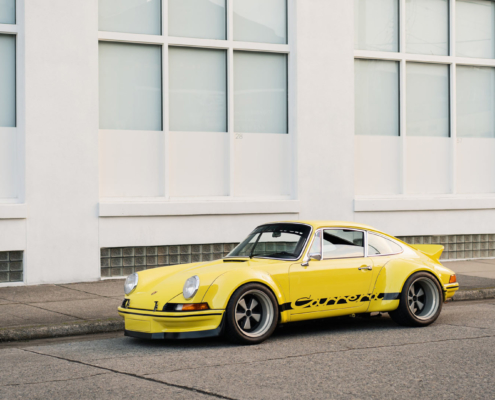 BaT RWB Modified Porsche 911