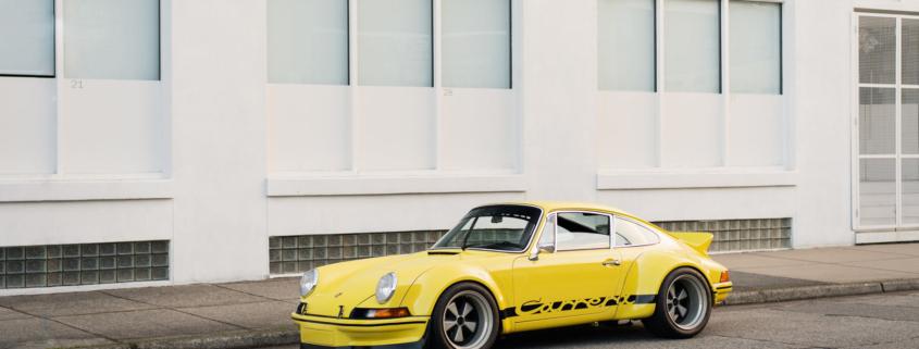 BaT RWB Modified Porsche 911