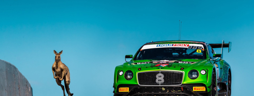 Bentley Wins 2020 Bathurst 12 Hour