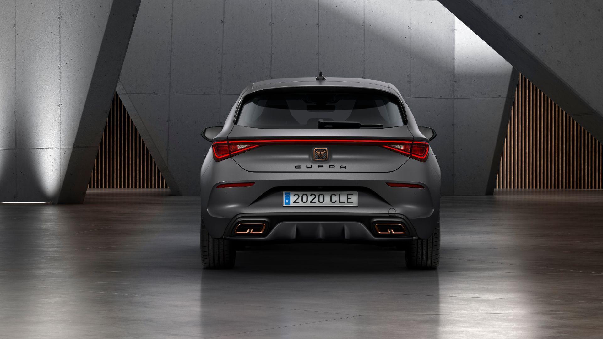 Cupra Leon revealed with hybrid option