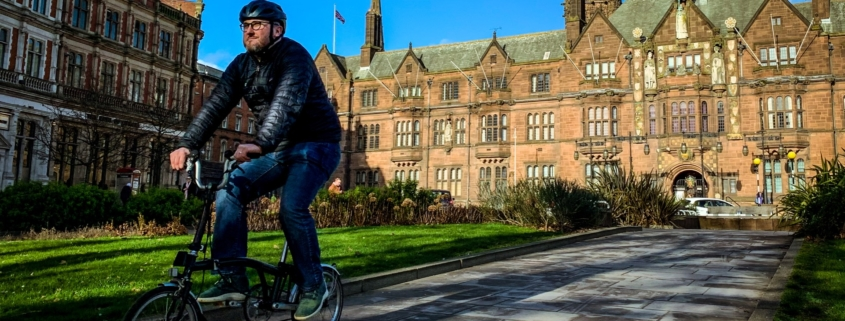 Coventry has appointed a Bicycle Mayor