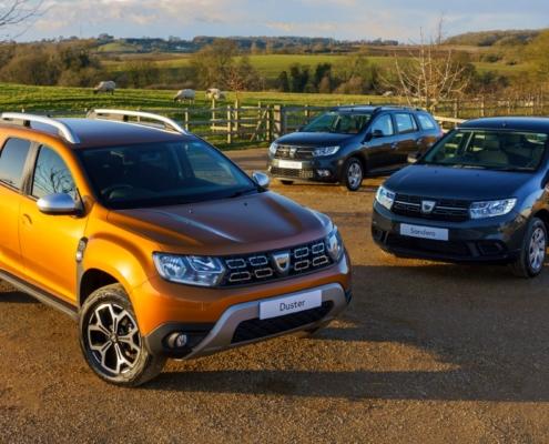 Dacia brings back LPG to the UK