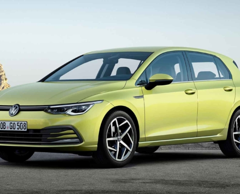New Volkswagen Golf 8 to cost from £23,875