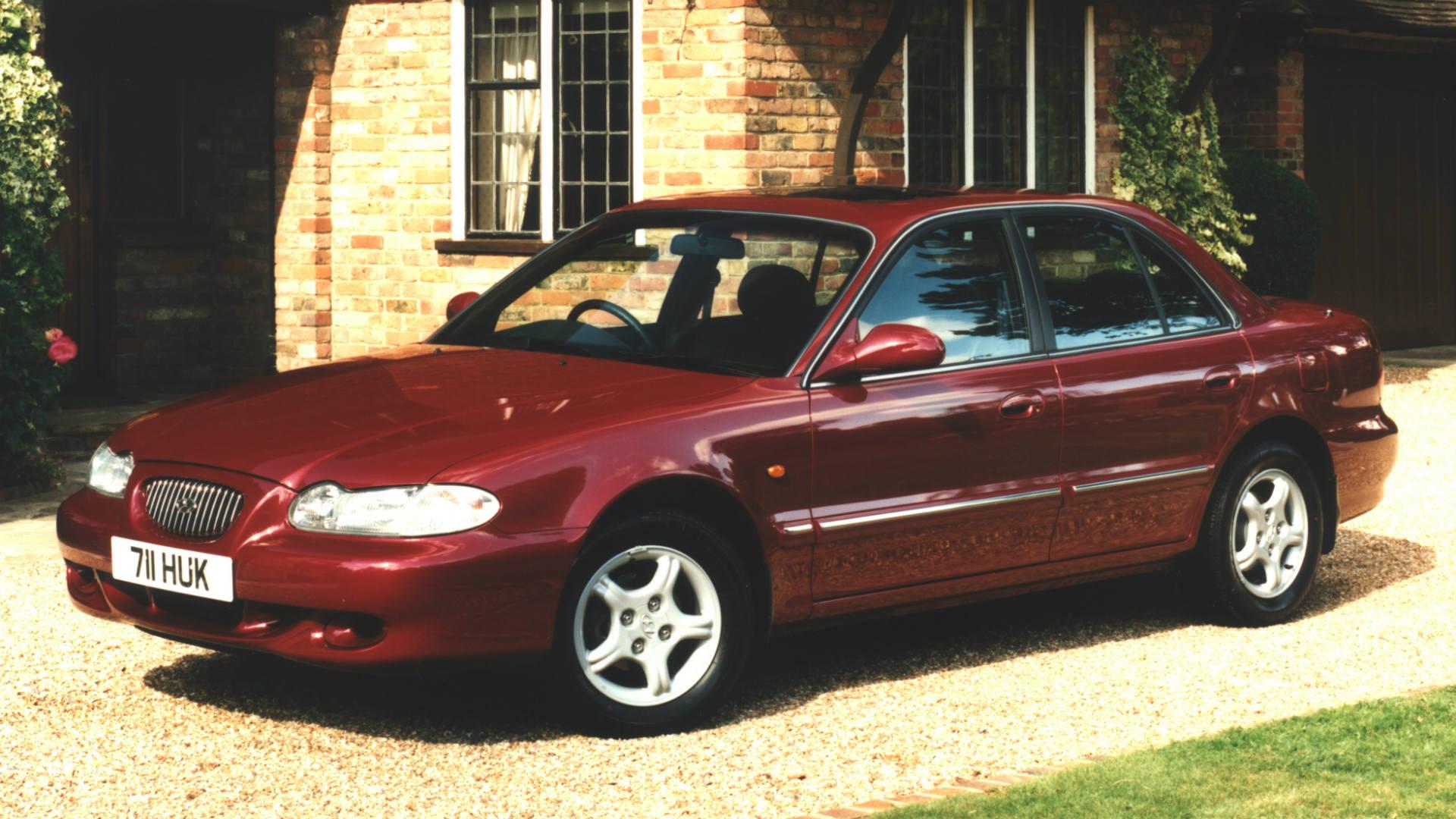 Hyundai Sonata V6