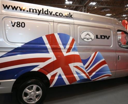 LDV brand is dead